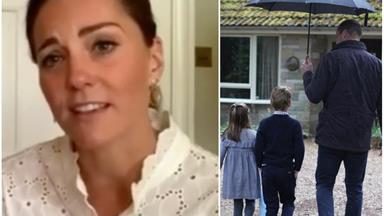Duchess Catherine and Prince William's secret project is revealed as a new photo of their time in lockdown surfaces
