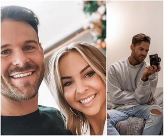 The Bachelorette's Angie and Carlin appear to have called it quits after fans point out a sad, yet telling clue on their Instagram accounts