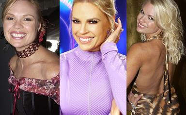 IN PICTURES: Sonia Kruger's jaw-dropping beauty transformation through the years