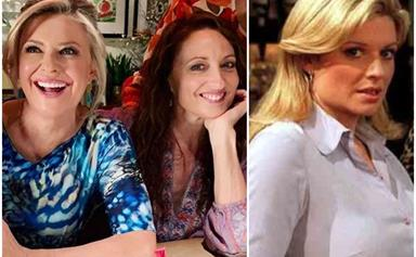 From Emmerdale to the sandy shores of Summer Bay: Home and Away's golden girl Emily Symons' colourful life behind the cameras is just as intriguing