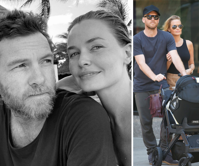 Lara Worthington has secretly welcomed her third child - and no one noticed a thing