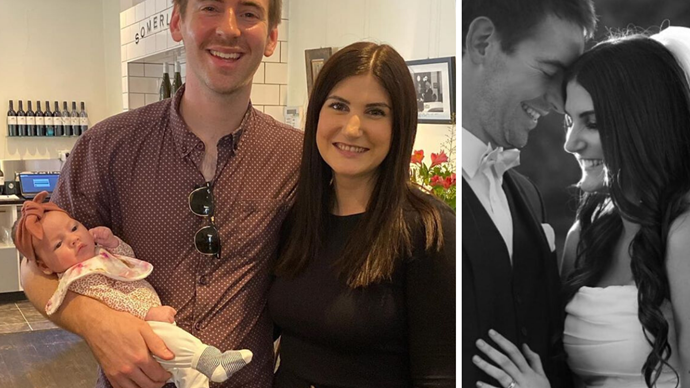When he's not in the kitchen, MasterChef's nice guy Callum Hann is busy being a devoted husband and father