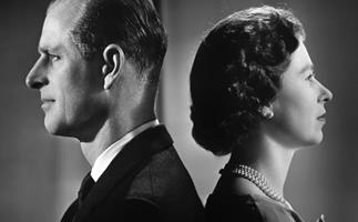 Queen Elizabeth and Prince Philip
