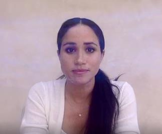 When Meghan filmed her video speaking out against racism last week, something much bigger was happening behind the scenes