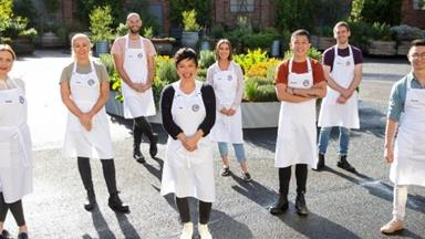 MasterChef's top eight contestants reveal the foods they hate, their best hangover cures and which fellow contestant they see as their biggest threat