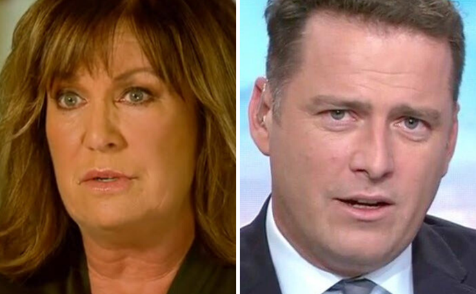 Karl Stefanovic wants Tracy Grimshaw's crown!