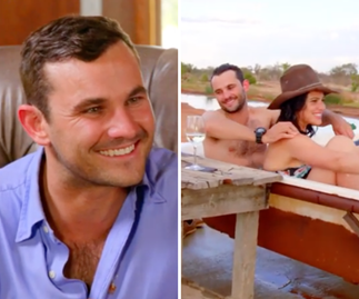 Meet the handsome farmer set to melt hearts on the new season of The Farmer Wants A Wife