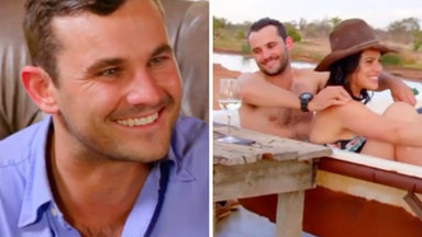 Meet the handsome farmer set to melt hearts on the new season of The Farmer Wants A Wife