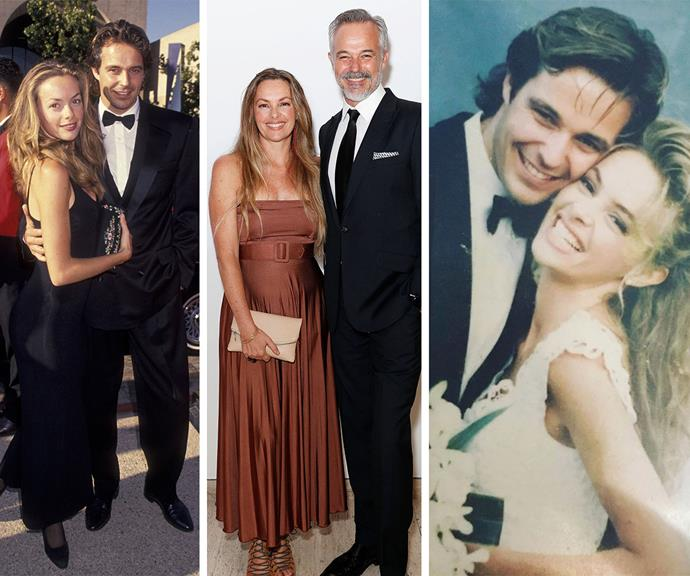 The perfect match: How Cameron Daddo and Alison Brahe have made their marriage last nearly three decades