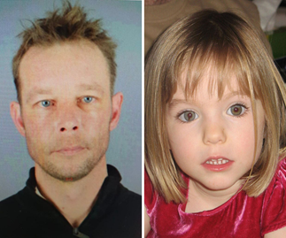 Everything we know about Madeleine McCann's alleged killer Christian Brückner