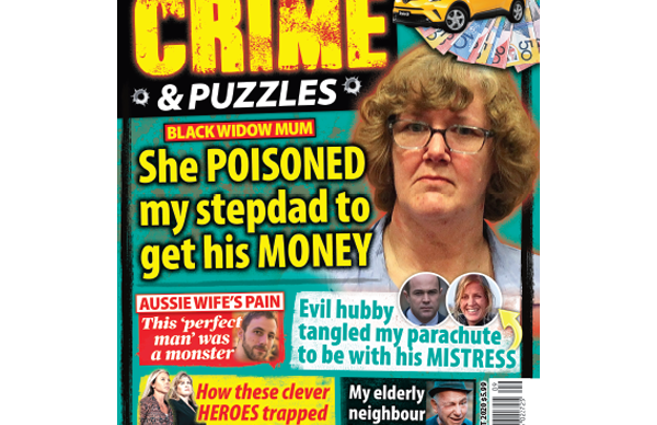 Take 5 Crime & Puzzles Online Entry Coupon
