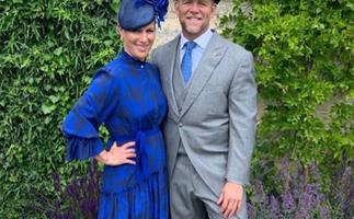Zara and Mike Tindall just did the most relatable thing ever by dressing up for the races... in their own backyard
