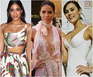 Going for g...bronze? The cast of Neighbours' most iconic outfits at the TV WEEK Logies are a sight to behold