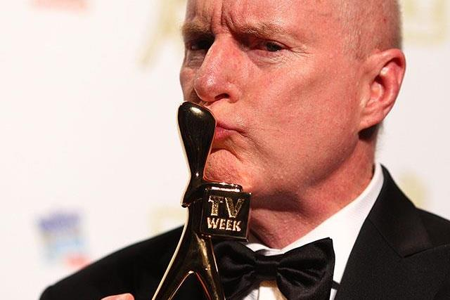 EXCLUSIVE: Why Home And Away's Ray Meagher still can't believe he won a Gold Logie