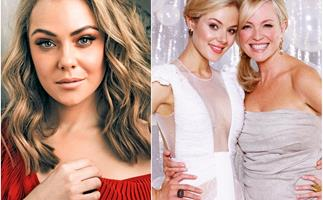 """""""She took my hand and told me to be calm, because I was so terrified"""": Jessica Marais on her very first experience at the TV WEEK Logie Awards"""