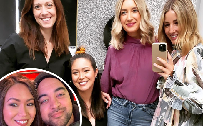 EXCLUSIVE: Guy Sebastian's brother Chris says all the Sebastian wives are super close