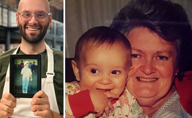 EXCLUSIVE: MasterChef's cake king Reece reflects on the bittersweet loss of his Nan