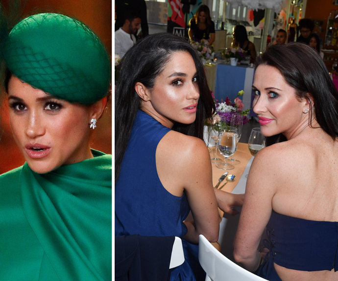 "They're finished! Meghan Markle and Jessica Mulroney's friendship has reportedly been over ""for some time"" now"