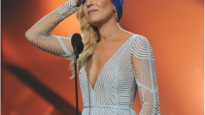EXCLUSIVE: Carrie Bickmore reveals the testing moment nobody saw after she won her Gold Logie