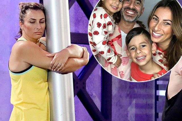 EXCLUSIVE: Big Brother's Zoe George shares her secret heartache for her kids