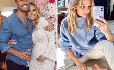We want everything in Anna Heinrich's fashion-forward maternity wardrobe