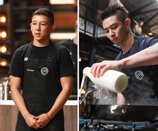EXCLUSIVE: MasterChef's Brendan Pang defends Reynold Poernomo over his resurfaced homophobic comments