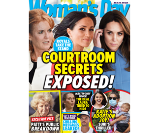 Enter Woman's Day Issue 27 puzzles online!