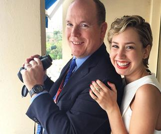Jazmin Grimaldi pens a rare and heartfelt tribute to her father, Prince Albert of Monaco