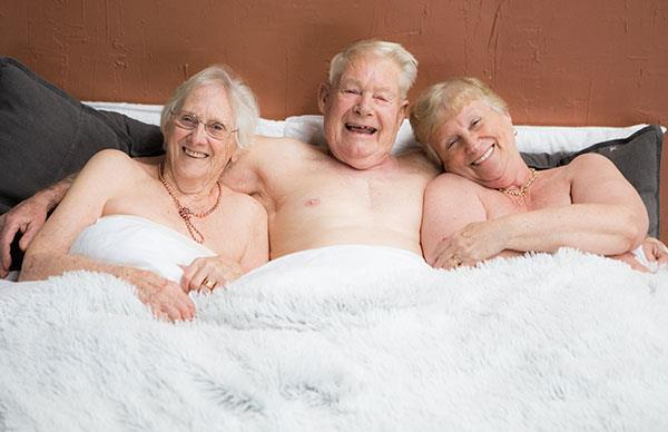 REAL LIFE: Meet the nursing home residents who posed for a nude calendar!
