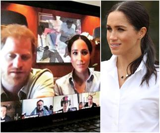 Prince Harry and Duchess Meghan share empowering message for London youth in a heartfelt letter