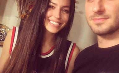 """The Project's Tommy Little goes public with his stunning new girlfriend and fans can't cope: """"A million broken hearts across Australia!"""""""
