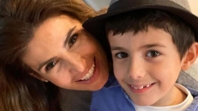 Ada Nicodemou shares never-before-seen photos of son Johnas as she makes a very relatable parenting confession