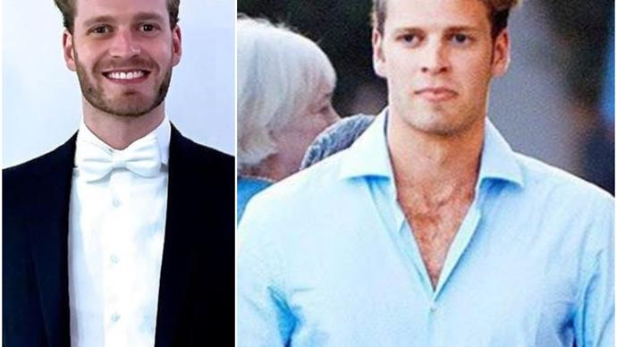 Meet Louis Spencer, Princess Diana's extremely handsome nephew who requires our immediate attention
