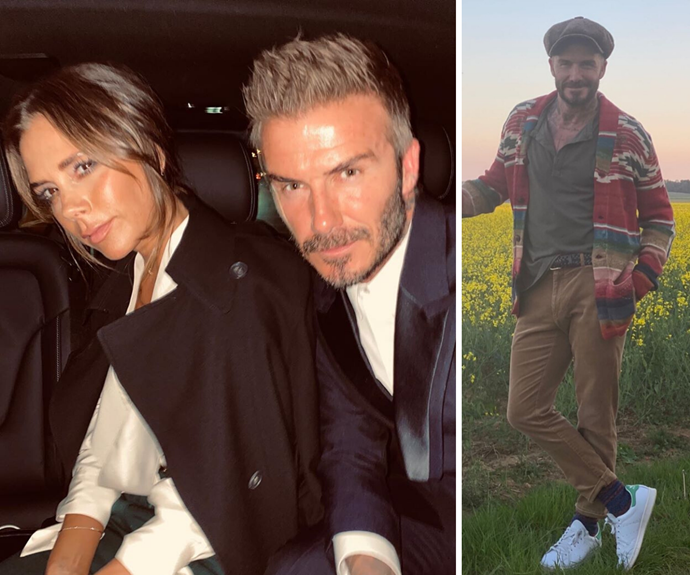 David Beckham reveals the favourite clothing item his fashion designer wife Victoria Beckham hates