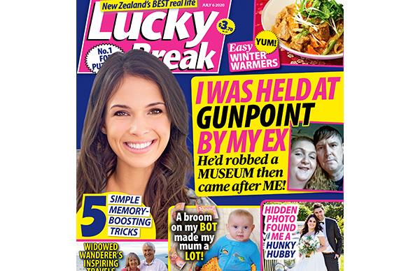 Lucky Break Issue 27 Entry Coupon