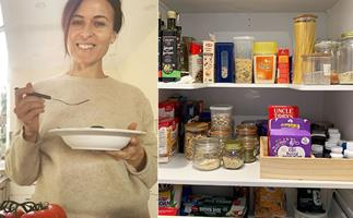 A nutritionist shares the staples everyone should have in their pantry this winter