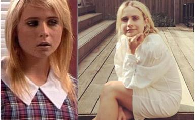 Iconic 2000s Home & Away star Tessa James just hinted that she might be returning to the show!