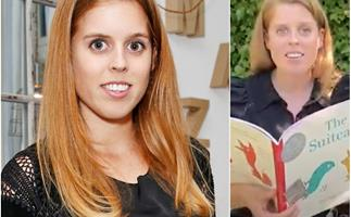 Princess Beatrice debuts a new (much blonder!) hairstyle
