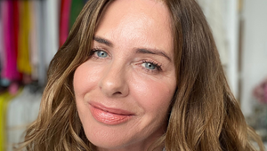 EXCLUSIVE: Makeup queen Trinny Woodall reveals the EXACT products she uses to create this easy, everyday makeup look in five minutes