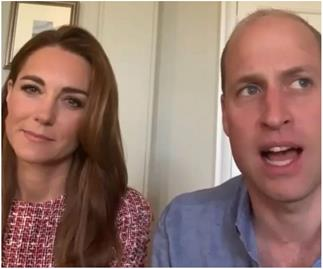 Duchess Catherine and Prince William share a new video from their country home to mark Canada Day