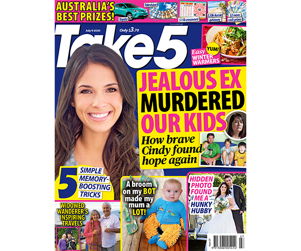 Take 5 Issue 27 Entry Coupon