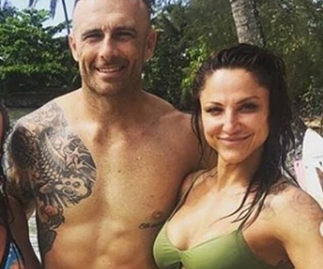 """Steve """"The Commando"""" Willis makes his controversial romance with F45 trainer Instagram official, despite concerns over their relationship"""