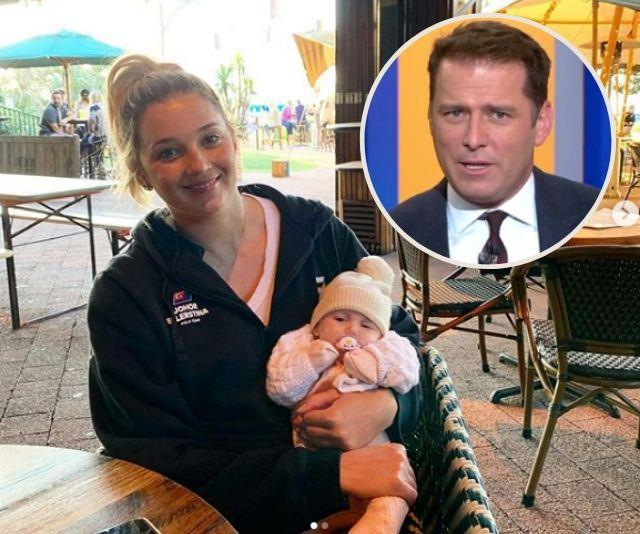 EXCLUSIVE: Karl Stefanovic and wife Jasmine are living apart!