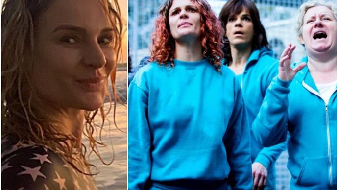 Wentworth star Danielle Cormack reveals how the cast have adapted during isolation