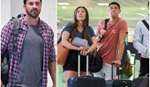 Home and Away's newcomer family, the Parata's, cause shockwaves this week with an unexpected airport twist