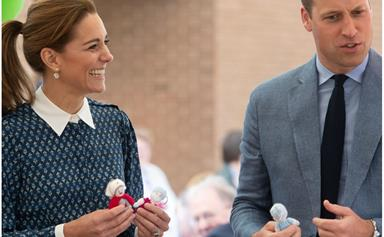 Duchess Catherine and Prince William make their first joint appearance together in months - and it's as glorious as we'd hoped
