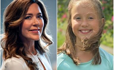 New photo of Crown Princess Mary's daughter Josephine proves she's growing into the spitting image of her mum