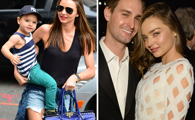 EXCLUSIVE: Inside Miranda Kerr's very healthy life in lockdown with husband Evan Spiegel, their two kids and full time live-in nanny