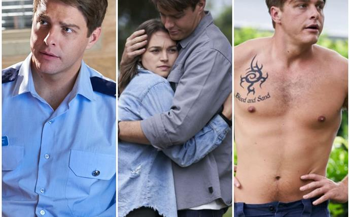 Courageously Colby: Why Home and Away's top cop is the unsung hero of Summer Bay