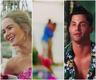 Bachelor in... strife? A love triangle no one saw coming has been teased in the new Bachelor in Paradise trailer